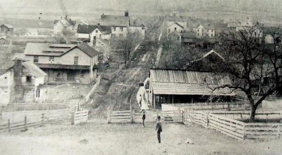 Town of Hillsboro, date unknown